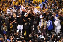 Golden State Warriors, campioana in NBA
