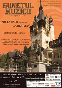 Recital 'De la Bach la Beatles'