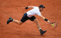 Andy Murray, la Roland Garros