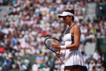 Garbine Muguruza, eliminata in optimi la Roland Garros