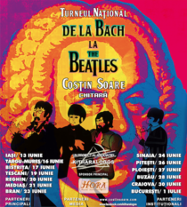 Turneul national De la Bach la Beatles