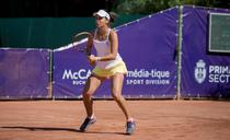 Raluca Olaru, la BRD Bucharest Open