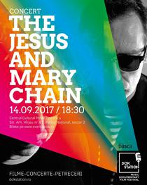 The Jesus and Mary Chain la Festivalul DokStation