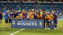 FC Barcelona a castigat International Champions Cup