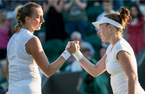 Petra Kvitova si Madison Brengle