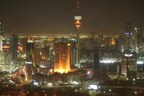 Kuwait City, oras in care temperaturile depasesc 50 de grade