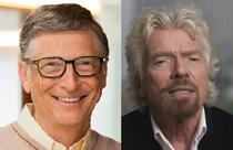 Bill Gates si Richard Branson