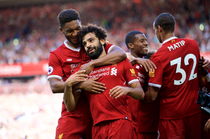 Liverpool, victorie categorica in fata lui Arsenal