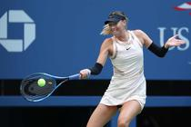 Maria Sharapova, la US Open