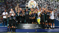 Real Madrid, invingatoare in Supercupa Europei