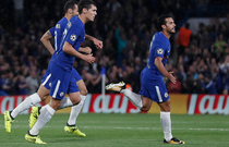 Chelsea, victorie categorica in Champions League