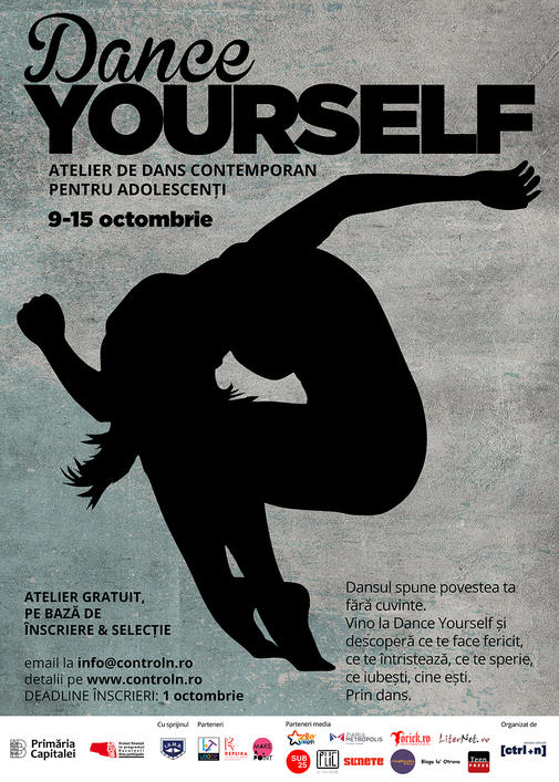 Dance Yourself_poster