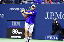 Sam Querrey, in sferturi la US Open