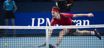 Dominic Thiem la Turneul Campionilor