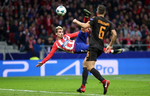 Antoine Griezmann, gol superb in Champions League