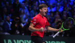 David Goffin, victorie in finala Cupei Davis