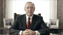 Kevin Spacey, in rolul lui Frank Underwood