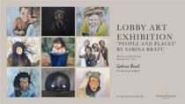 Lobby Art Exhibition