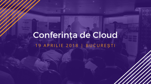 Conferinta de Cloud 2018 FB cover