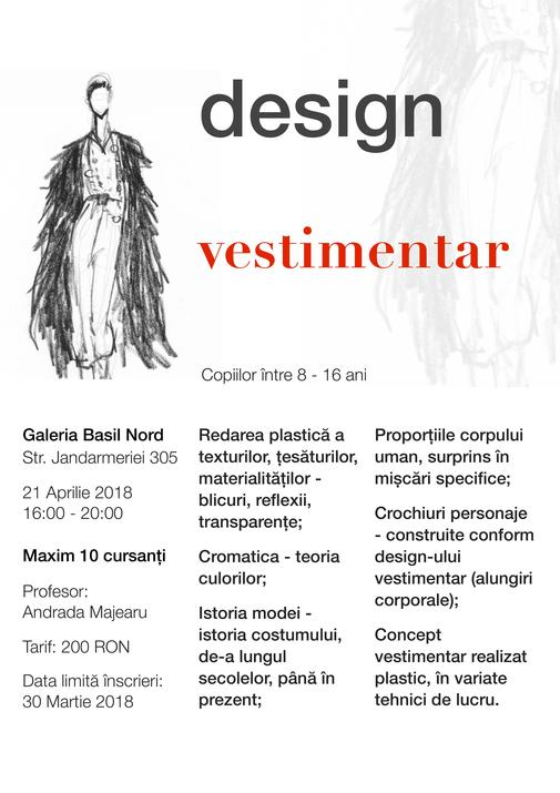 Workshop fashion design