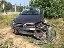 Accident rutier Andrei Toader