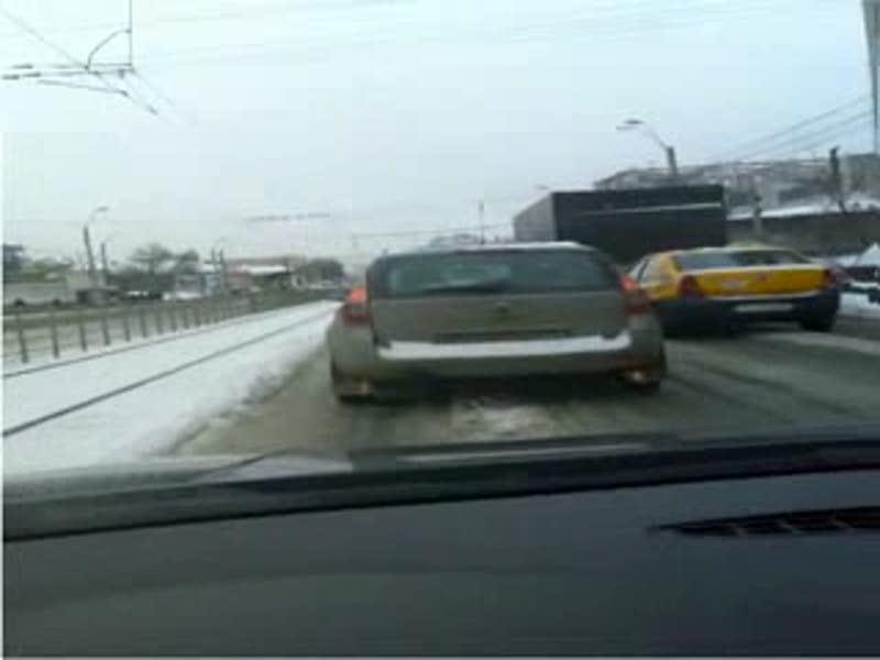 2009.12.16: dupa ninsoare in Bucuresti
