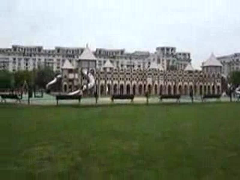 Otrava in parcul izvor din Bucuresti