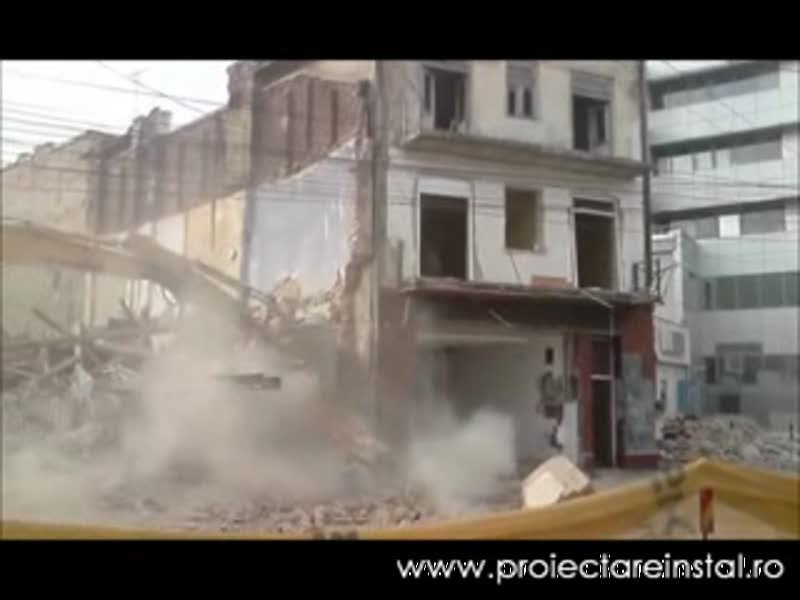 Demolari Strada Buzesti