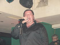 Concert Proconsul in Club Spice