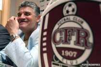 Ioan Andone, din campion cu CFR