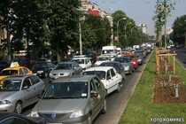 Trafic in Bucuresti