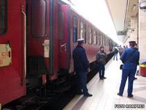 Trenuri din Romania