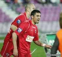 Dinamo, victorie clara cu Gloria Bistrita