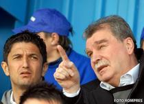 Dinu Gheorghe si Razvan Lucescu, din nou impreuna la Rapid