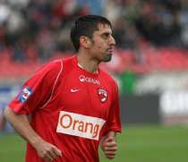Danciulescu, gol contra CFR-ului
