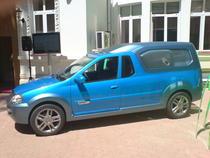 Galerie foto: Noul concept Dacia Pick-up