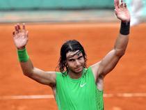 Nadal, spre al cincilea titlu la Roland Garros