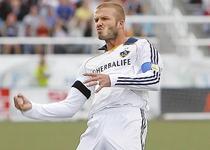 David Beckham, decisiv pentru Galaxy
