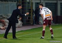 Razvan Lucescu si Nicolae Grigore