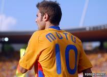 Mutu, sanse mici sa joace contra Bosniei