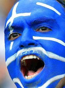 Galerie FOTO: Cei mai spectaculosi suporteri de la Euro 2008