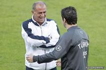 Fatih Terim (stanga), din nou la Galatasaray