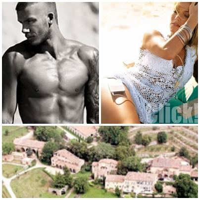 penisul David Beckham)