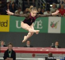 Sandra Izbasa, speranta Romaniei la o medalie de aur