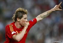 Fernando Torres, unul dintre asii Spaniei