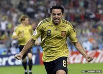 Xavi - gol fabulos in finala Copei del Rey