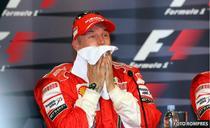 Kimi Raikkonen, in afara Formulei 1