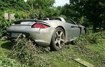Anthony Hamilton face praf un Porsche