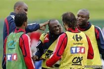 Vieira nu va juca impotriva Romaniei