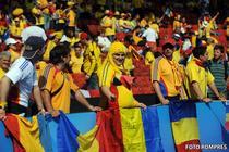 Fanii tricolorilor au luat cu asalt stadionul din Zurich
